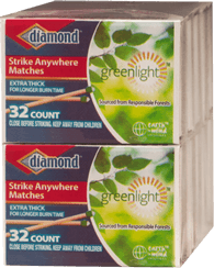 greenlight Strike Anywhere 32 count
