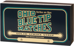Greenlight King Size match books
