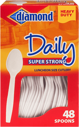 Daily Plastic Cutlery