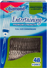 Entertaining Plastic Cutlery