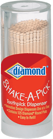 Diamond® Shake-A-Pick